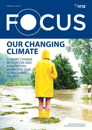 Focus 202: Our changing climate: Climate change mitigation and adaptation: managing our climate and society