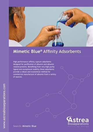 New Mimetic Blue Brochure