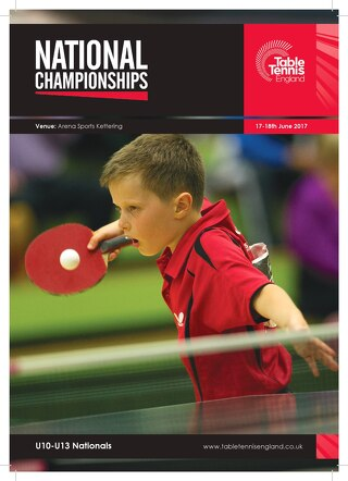 U10-U13 National Championships 2017