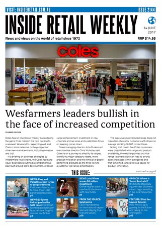 2144 Inside Retail Weekly