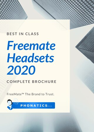 Freemate Headsets 2017 [Flipbook]