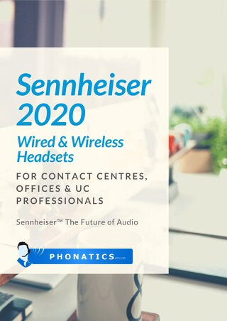 Sennheiser Headsets 2017 [Flipbook]