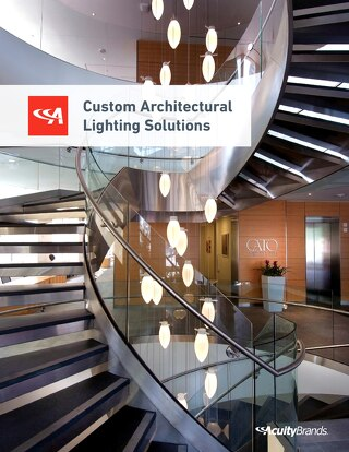 Custom Architectural Lighting Solutions Brochure
