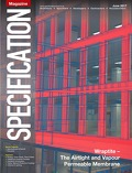 Specification Magazine June 2017
