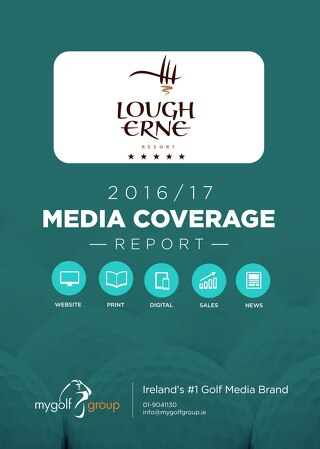 Lough Erne Golf Resort 2016-17 Coverage Report