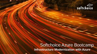 Presentation - Infrastructure Modernization with Azure Boot Camp