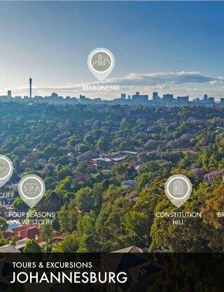 Explore Johannesburg 2017