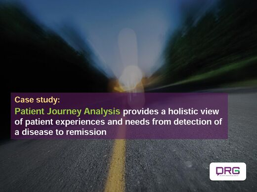 Understanding the Cancer Patient Journey - Case Study