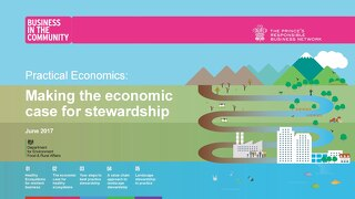 Practical Economics of Ecosystems Report