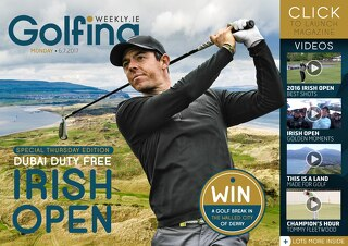 Thursday 6th July 2017 - Irish Open
