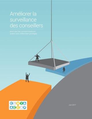 Améliorer la surveillance des conseillers