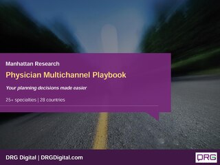 Physician Multichannel Playbooks for Planning