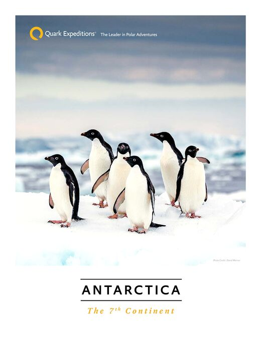 Antarctica Destination Guide