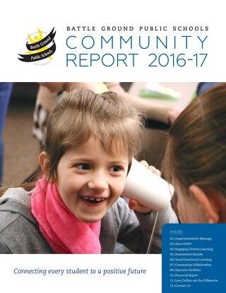 2017 BGPS Community Report
