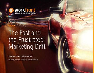 The Fast and the Frustrated: Marketing Drift