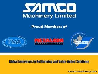 Samco Corporate Presentation
