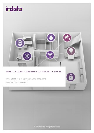 Irdeto Global Consumer Iot Security Survey Report