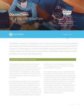 DoubleDown Case Study