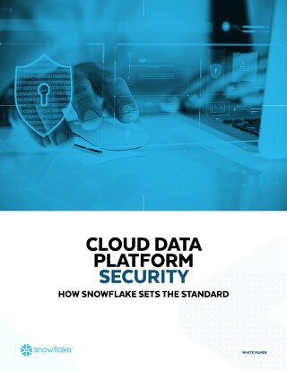 Cloud Data Warehouse Security: How Snowflake Sets the Standard