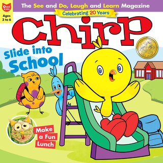 Chirp - September 2017