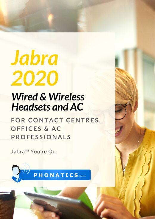Jabra Headsets & AC 2017 [Flipbook]