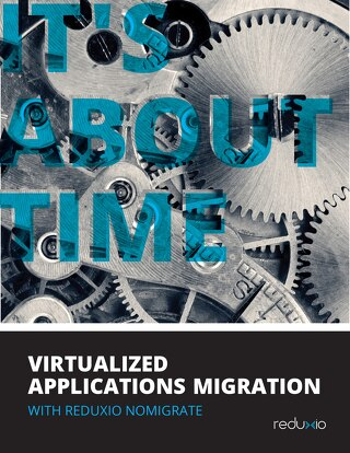 Migrating Virtualized Applications with Reduxio