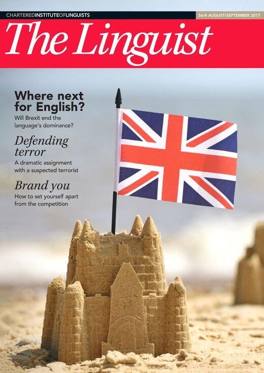The Linguist 56,4 – August/September 2017