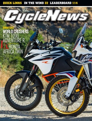 Cycle News Issue 31 August 8, 2017