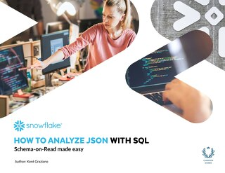 How to Analyze JSON with SQL