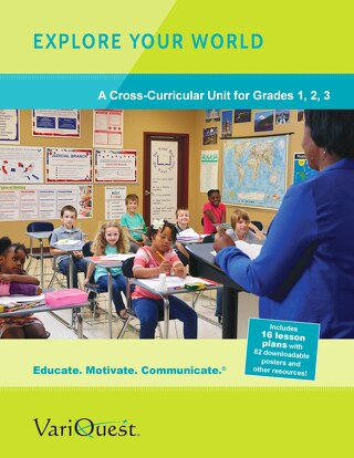 Explore Your World Lesson Plan Unit