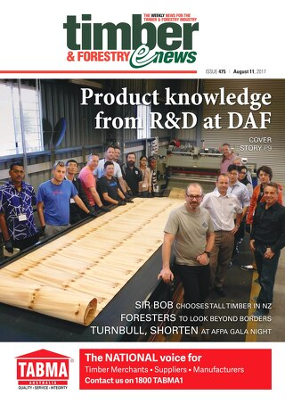 Timber & Forestry E News Issue 475