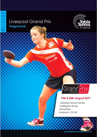Liverpool Grand Prix August 2017
