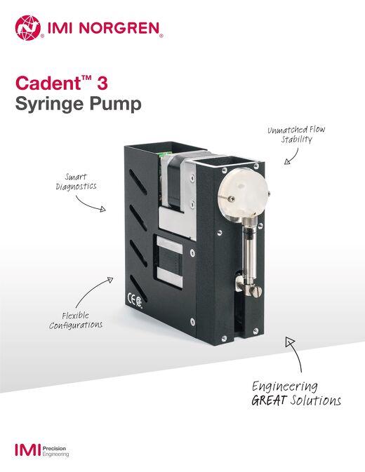 Cadent Pump Brochure