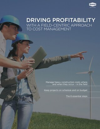 B2W Whitepaper - Field-Centric Cost Management