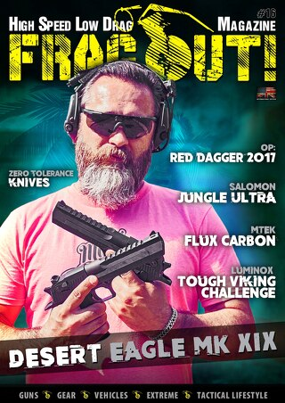 Frag Out! Magazine #16