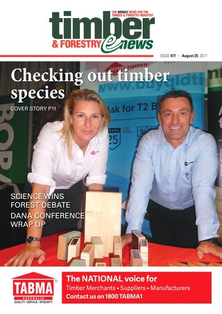 Timber & Forestry E News Issue 477