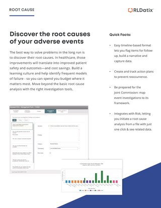 Software that fits any framework to get you to the root cause of events