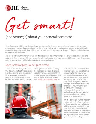 Get smart about your GC
