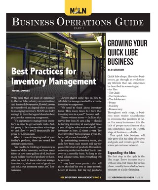 Businesss Operations Guide