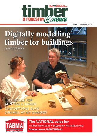 Timber & Forestry E News Issue 478