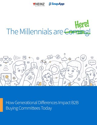 How Generational Differences Impact B2B Buying Committees Today