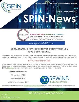 SPIN:News September 2017