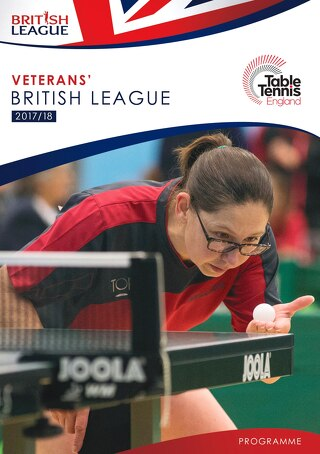 VBL 2017-18 Weekend 1 programme