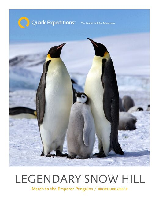 2018 Snow Hill Brochure