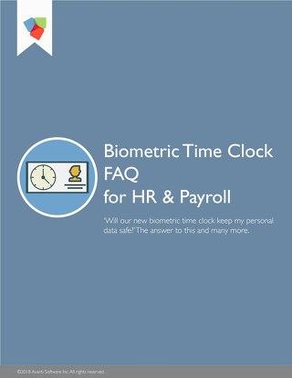 Biometric Time Clock FAQ