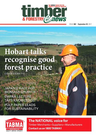 Timber & Forestry E News Issue 482
