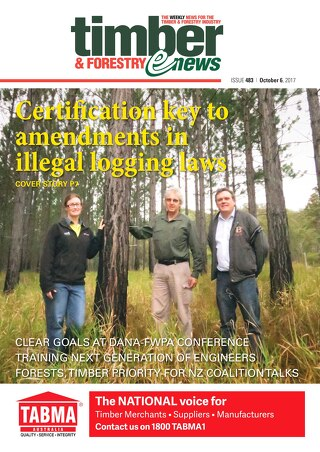 Timber & Forestry E News Issue 483
