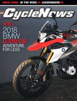 Cycle News Issue 40 October 10, 2017
