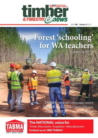 Timber & Forestry E News Issue 484