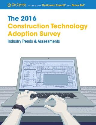 Report: The 2016 Technology Adoption Survey
